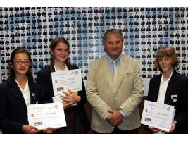 Rotary Young Writer Competition Winners