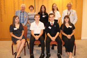 Young Speakers Evening 8 July 2019