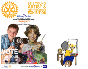 Young Artist & Photographer Exhibition 2016