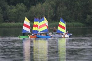 Young Carers' Sailing and Barbeque