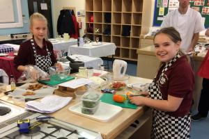 Young Chef 2016 at Richard Lander School