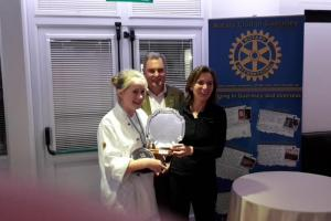 Rotary Young Chef Competition (25 November 2016)