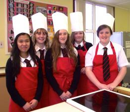First ever Junior Young Chef 2015
