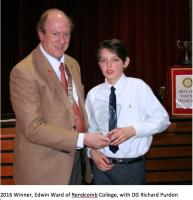 Rotary Young Musician competition