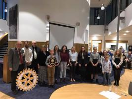 Rotary Young Musician Competition  2017-18