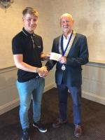 Prestwick Rotary Club Supports Young Talent