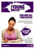 YOUNG WRITER COMPETITION 2018 - A Different Perspective