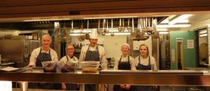 Young Chef dinner (Sussex Coast college)
