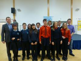 2014 Anglesey Youth Speaks Competition