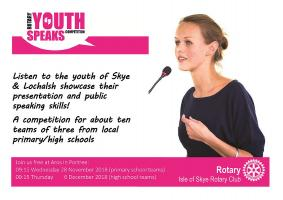 Youth Speaks Competition - Primary School Teams
