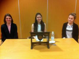 District 1180 Final of Youth Speaks Competition - Catrin Finch Centre, Glyndwr University, Wrexham