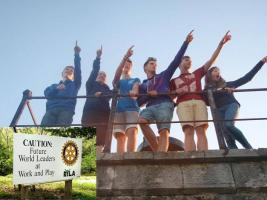 Rotary Young Leaders Award (RYLA)