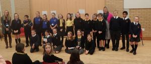 Youth Speaks Competition between Primary Schools