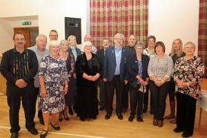 Ythan Valley Rotary Charter celebrations