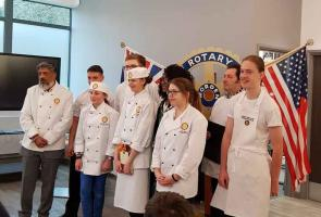 Young Chef of the Year - Regional Final March 2018