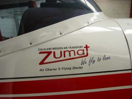 Zululand Mission Air Transport
