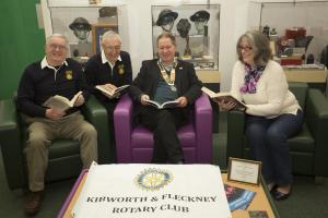 Fleckney Library Project 2017