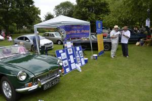 Bourne Classic Car and Bike Show 22nd June 2014