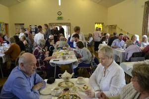 Cream Tea Event Sunday 13th March 2016