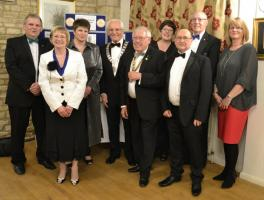 17th Charter Anniversary 19th April 2016 at Toft House Hotel