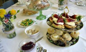 Sunday Afternoon Cream Tea 12th March 2017