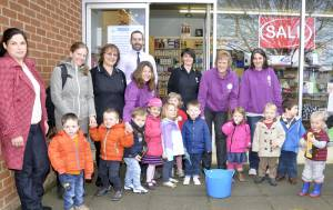 Presentation to Longniddry Playgroup at Longniddry Pharmacy