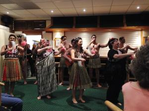 International Evening - New Zealand - January 2016