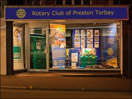 Promoting Rotary