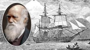 The Voyage of the Beagle Anniversary