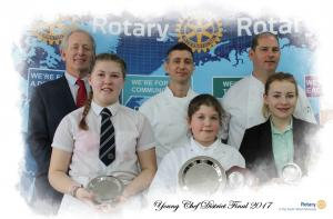 Rotary Young Chef Competition 2017