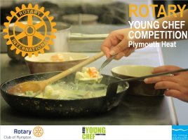 Young Chef - Plymouth Area heat 2016