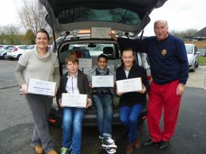 Rotary Shoebox Collections