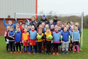 Craig Rutherford - Barrow AFC Community Sports