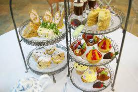 Afternoon Tea - Garden Party