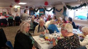 Christmas Dinner at Age Concern