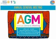 Club Assembly and AGM