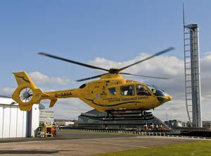 Great North Air Ambulance Presentation
