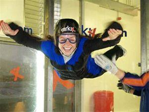 ROTAVENTURE! - Airkix Manchester Indoor Skydiving - Date to be Rearranged
