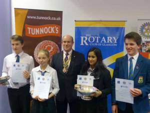 Public Speaking Competition - Final - photographs