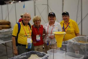 Rotary International Convention in Atlanta