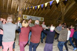 Barn Dance Sat 15 Sep 2018, with partners