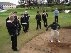 Youth Golf Tuition 2010