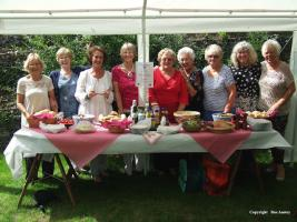 Chelwood Bridge Inner Wheel Celebrates it's Fourth Year
