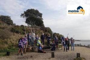 H&W Rotary joins Great British Beach Clean