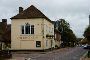 Club Meeting at The Bent Arms
