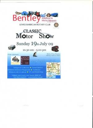 The Sussex Classic & Sports Car Show