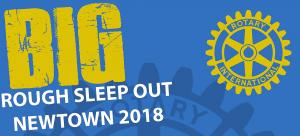 The Big Rough Sleepout - 18 May 2018