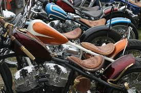 5th Annual Classic Bike and Scooter show