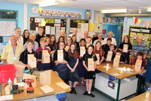 The Rotary inspired RWB Men's Shed in community action