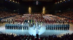 2015 Birmingham International Tattoo at  Barclaycard Arena